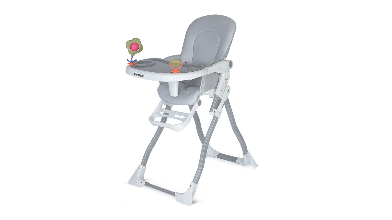 Carestino productos sillas sillas de comer silla for Sillas en gris